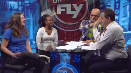 """""""On The Fly,"""" a local MN entertainment show"""