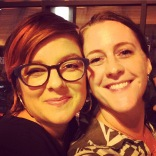 My childhood acquaintance Laura is now one of my closest friends and podcast partner.