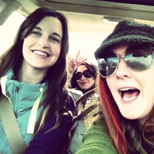 """Anna, Lacey, and I went up to Duluth to perform """"The Sex (Ed) Show!"""" at Teatro Zuccone."""